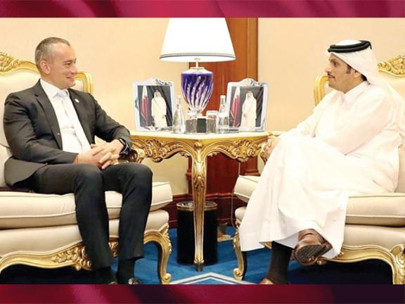 Photo of نائب رئيس الوزراء يجتمع مع وزراء ومسؤولين أمميين
