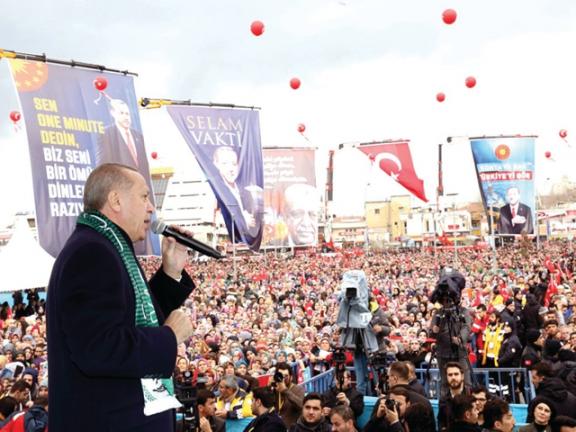 Photo of أردوغان: تلقينا ردوداً إيجابية من ترامب حول عملية شرق الفرات