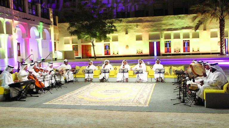 Photo of «صوت الخليج» تضيء ليالي العيد بنجوم الطرب القطري