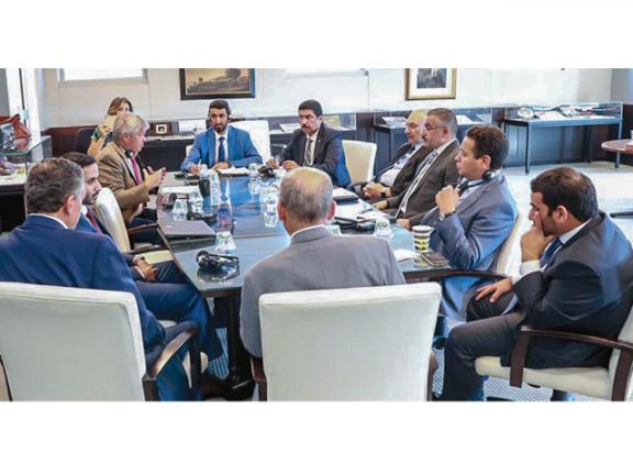 Photo of تعزيز العلاقات الاستراتيجية بين وزارتي الدفاع القطرية والأمريكية