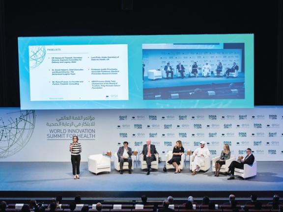 Photo of ويش يدعو الجمهور للمشاركة في القمة العالمية للرعاية الصحيّة