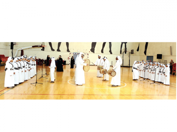 Photo of 23 مدرسة في التصفيات الأولية لعرضة هل قطر