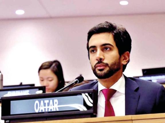 Photo of قطر تؤكد أهمية تمتع الشعب الفلسطيني بكامل حقوقه