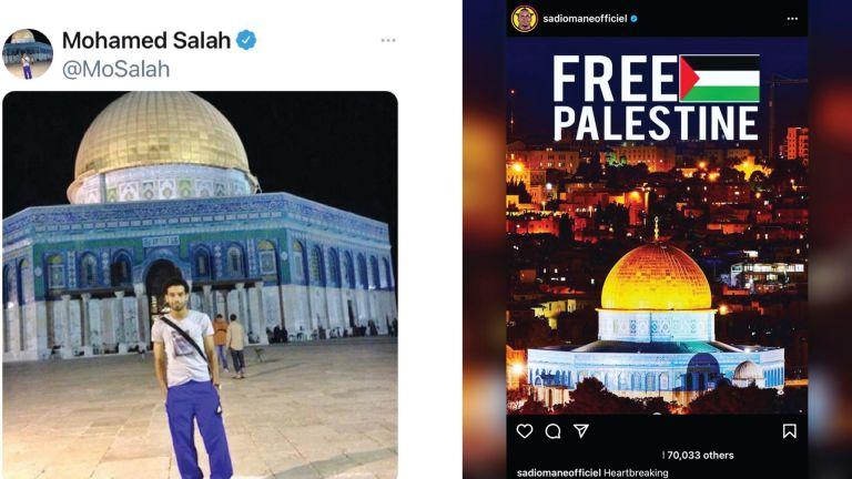 Photo of القضية الفلسطينية في قلب الملاعب الرياضية