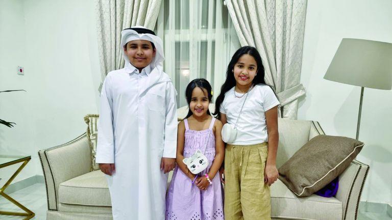 Photo of الراية تنشر صور وفيديوهات فرحة عيالنا بالعيد