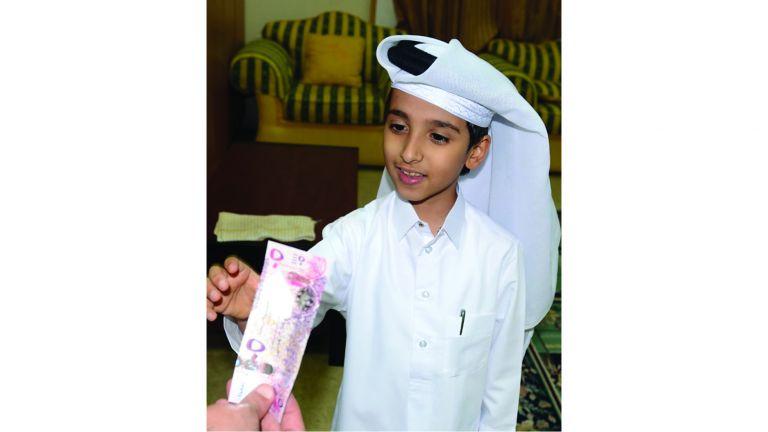 Photo of العيدية تتكيف مع الإجراءات الاحترازية لـ «كورونا»