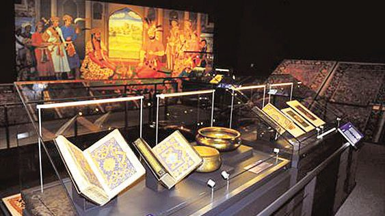 Photo of روائع إسبانيا الإسلامية في متاحف قطر