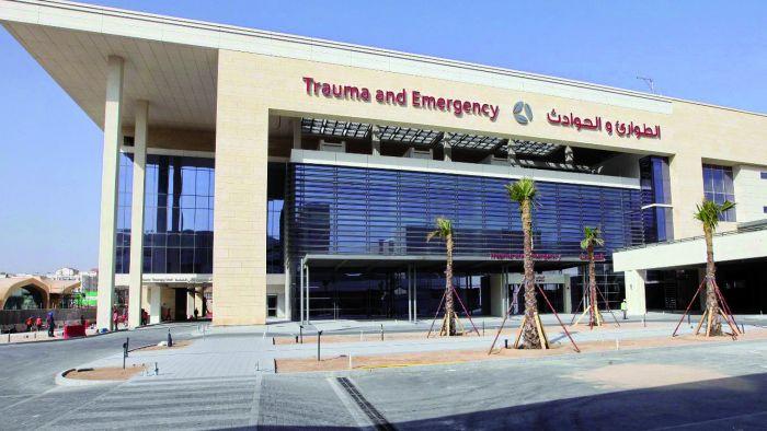 قسم الطوارئ بمستشفى حمد العام