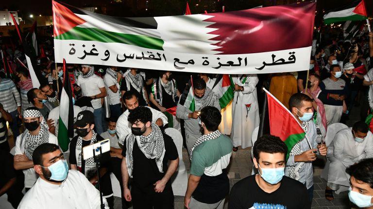 Photo of رئيس مجموعة الصداقة الفرنسية القطرية يشكر دولة قطر على جهودها للتوصل لوقف لإطلاق النار في فلسطين