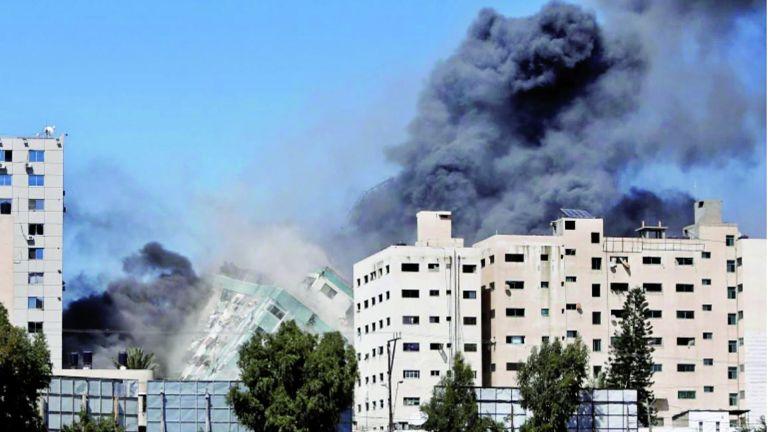 Photo of نتنياهو: استهداف مكاتب الجزيرة وأسوشيتد برس مشروع