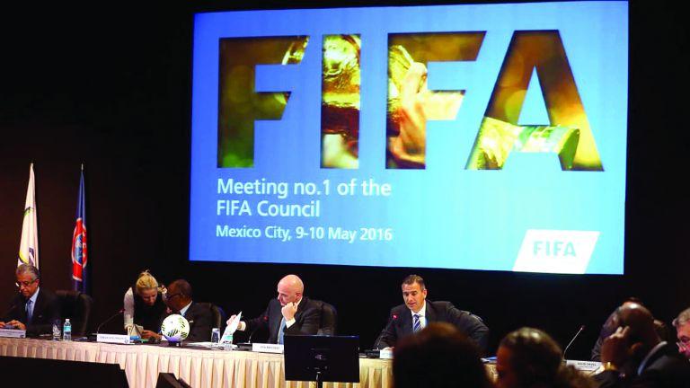 Photo of مجلس ال FIFA يناقش لوائح المونديال