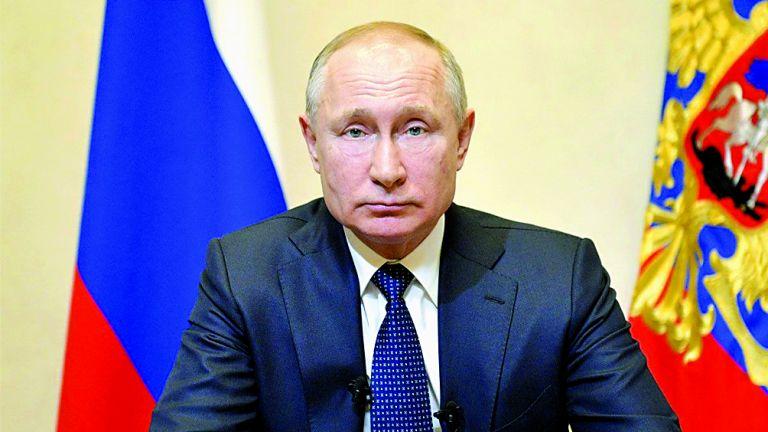 """Photo of بوتين: حجم الكوارث الطبيعية في روسيا """"غير مسبوق"""""""