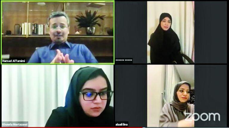 Photo of «مجلس الكُتاب» يحتفي بمبادرة حوار العقل
