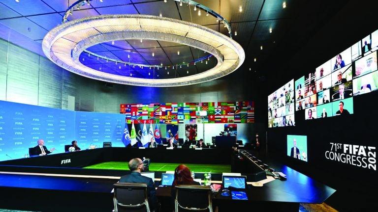 Photo of مجلس الـFIFA يعتمد برنامج تصفيات كأس العرب قطر 2021