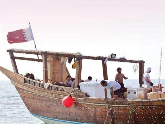 Photo of شاطئ كتارا يشهد قفّال الغوص على اللؤلؤ