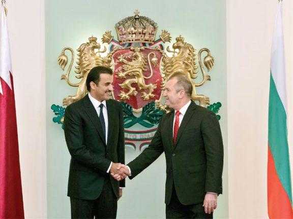 Photo of صاحب السمو والرئيس البلغاري يعززان العلاقات