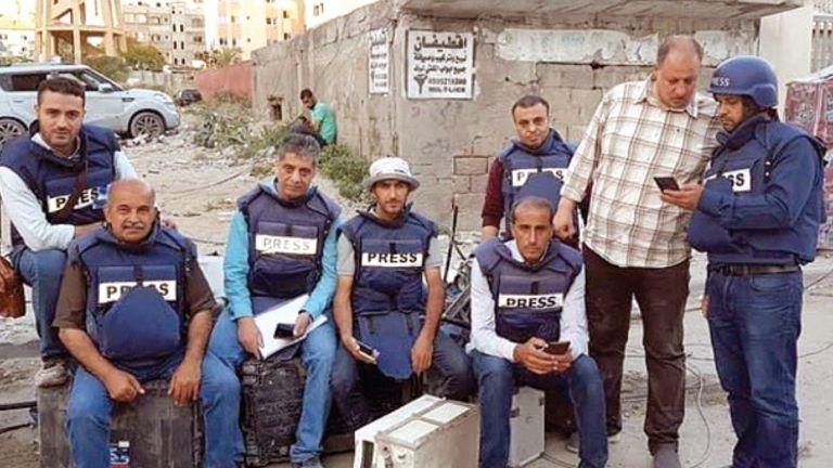 Photo of الجزيرة تصدرت الحدث الفلسطيني بأكبر شبكة مراسلين