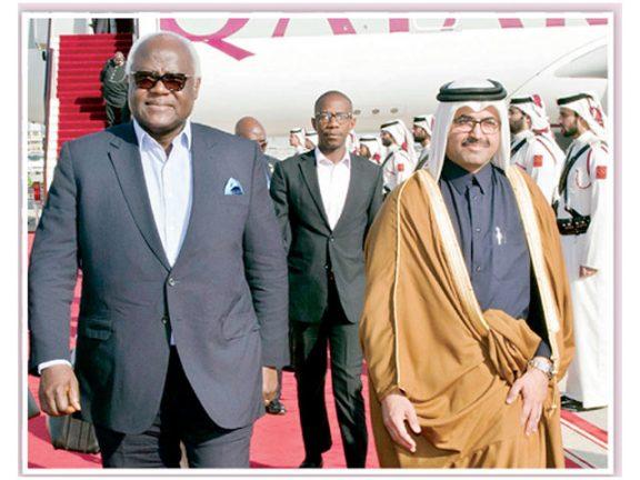 Photo of رئيس سيراليون يصل الدوحة