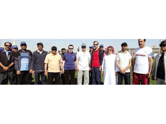 Photo of هيئة التقاعد تجدد نشاطها في اليوم الرياضي