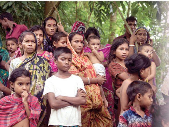 Photo of بنجلاديش وميانمار تبحثان اليوم أزمة الروهينجا العالقين على الحدود