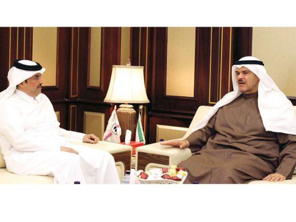 Photo of قطر والكويت تبحثان سبل تعزيز التعاون في النقل الجوي