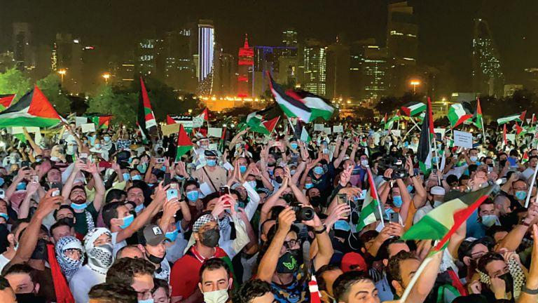 Photo of الدعم القطري للقضية الفلسطينية .. سياسة راسخة
