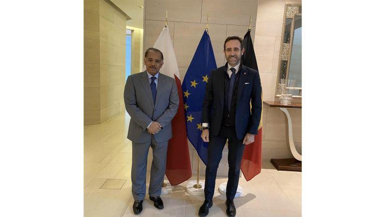Photo of رئيس مجموعة الصداقة القطرية الأوروبية يشيد بدور الوساطة القطرية في غزة والقرن الأفريقي