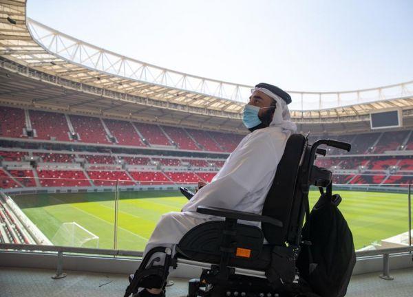 Photo of قطر تعد بتقديم أفضل تجربة جماهيرية للأشخاص ذوي الإعاقة في تاريخ بطولات كأس العالم