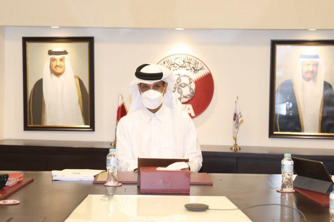 Photo of اجتماع الجمعية العمومية العادية لمؤسسة دوري نجوم قطر