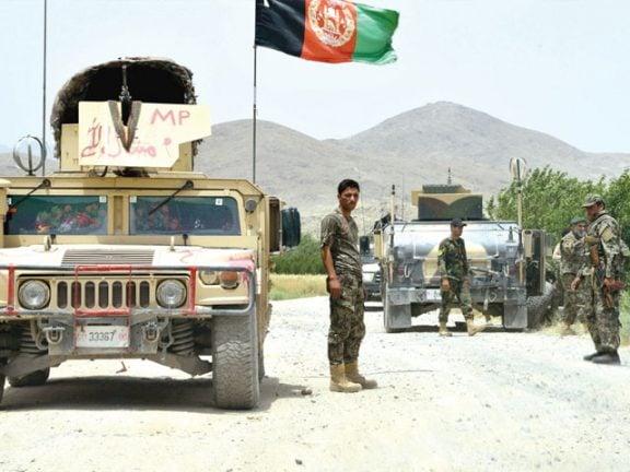 Photo of أفغانستان: مقتل وإصابة 19 جندياً