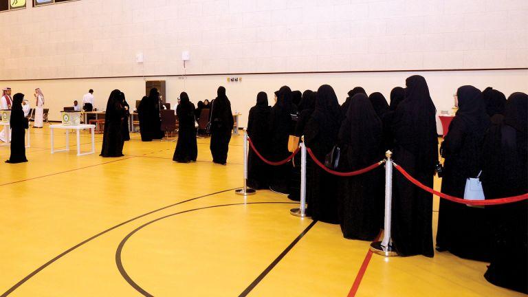 Photo of المرأة شريك فاعل في انتخابات الشورى