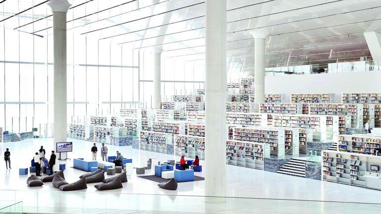 Photo of أنشطة افتراضية وتفاعلية للمكتبة الوطنية