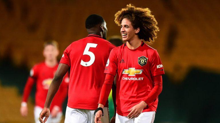 Photo of المجبري لاعب مانشستر والرقيق لاعب ارسنال يختاران تمثيل المنتخب التونسي
