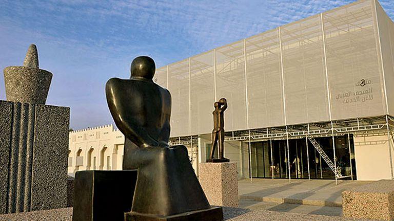 Photo of مركز بومبيدو في باريس ينظم معرضا للفنان المغربي فريد بلكاهية بالتعاون مع متحف