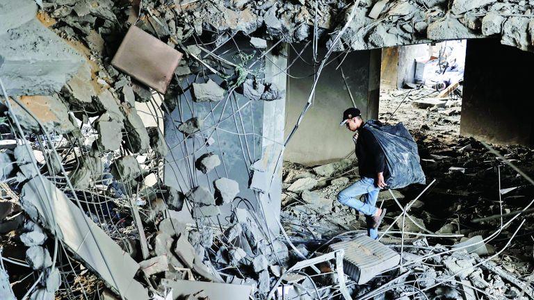 Photo of الضربات الإسرائيلية على غزة جرائم حرب