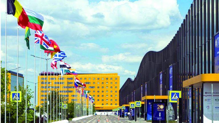 Photo of منتدى بطرسبورغ يبحث وسائل نمو الشركات