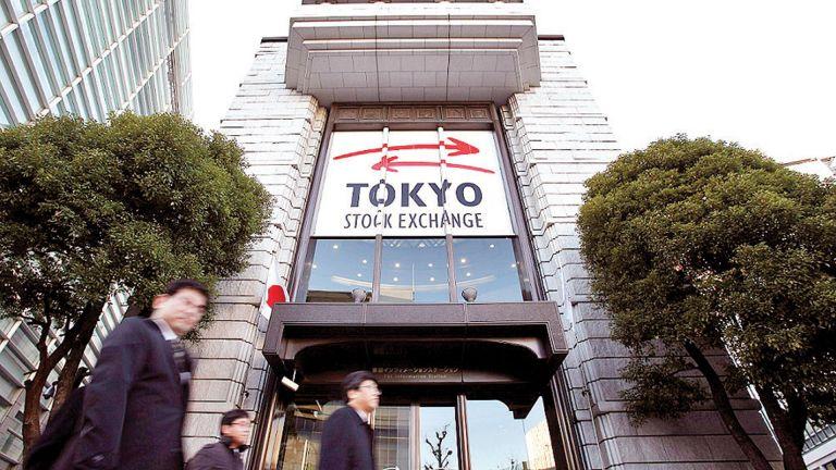 Photo of هبوط أسهم طوكيو