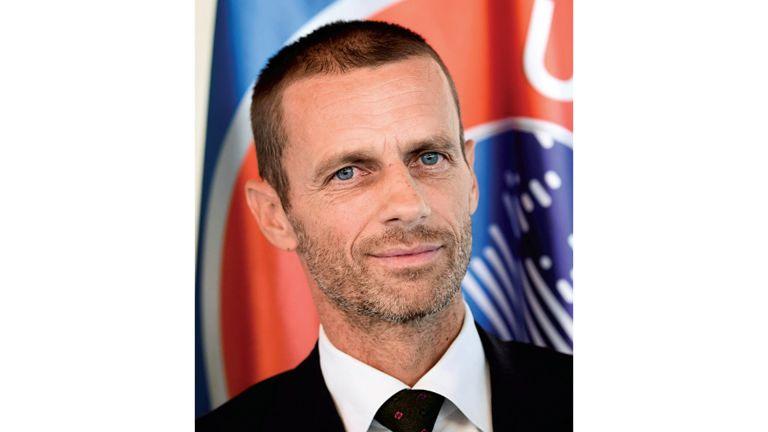 Photo of رئيس «UEFA» يهاجم اليوفي والريال وبرشلونة