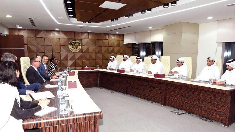 Photo of قطر وأمريكا تستعرضان الأوضاع بالقرن الأفريقي