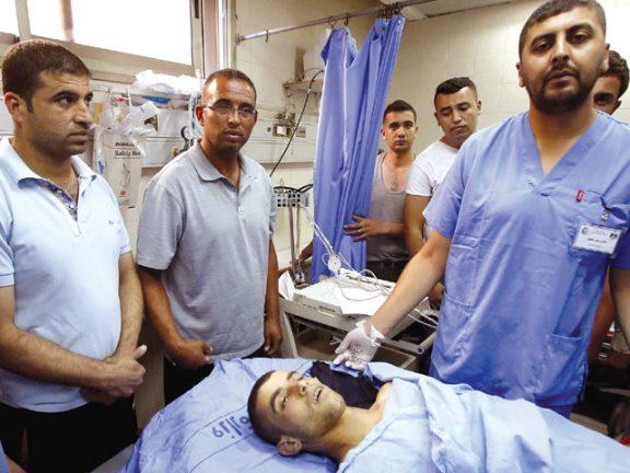 Photo of الضفة: استشهاد فلسطيني برصاص الجيش الاسرائيلي