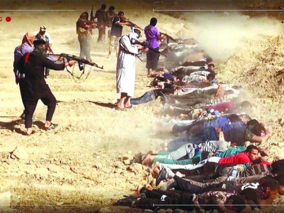 Photo of العراق: إعدام 36 مداناً بمذبحة سبايكر