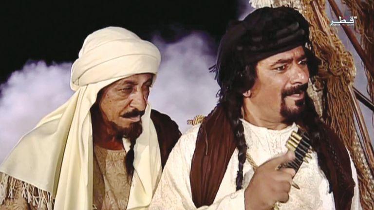 Photo of «وضحا وابن عجلان» على شاشة قطر2