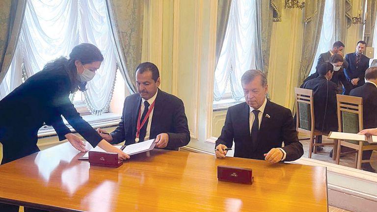 Photo of شراكات لزيادة الاستثمارات القطرية الروسية
