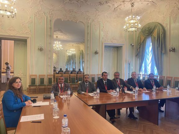 Photo of رابطة رجال الأعمال القطريين توقع مذكرة تفاهم مع غرفة تجارة سانت بطرسبورغ