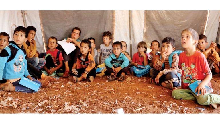 Photo of مقتل 30 ألف طفل سوري منذ 2011