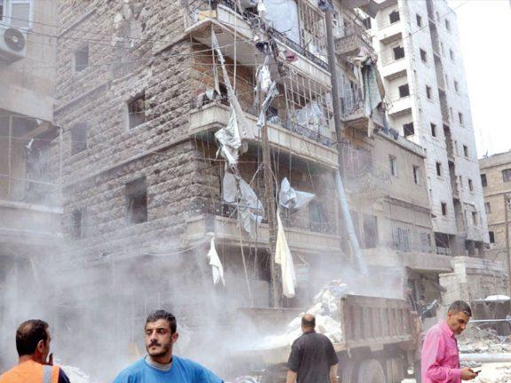 Photo of 10 ملايين ريال من قطر للتنمية لإغاثة حلب