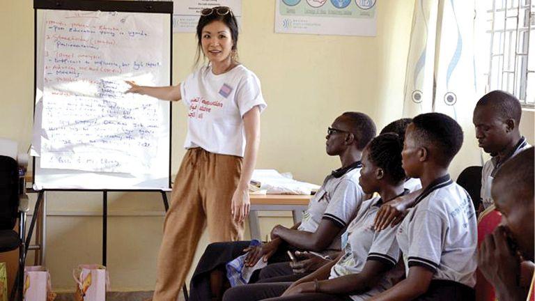 Photo of «التعليم فوق الجميع» تمكن الشباب في أوغندا وجنوب السودان