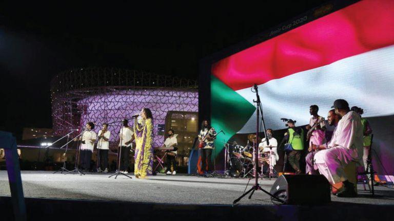 Photo of بصمات سودانية على طريق قطر2022