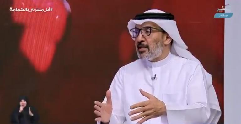 Photo of د. يوسف المسلماني: انخفاض أعداد المصابين بكورونا يسهل الدخول في المرحلة الثانية لرفع القيود