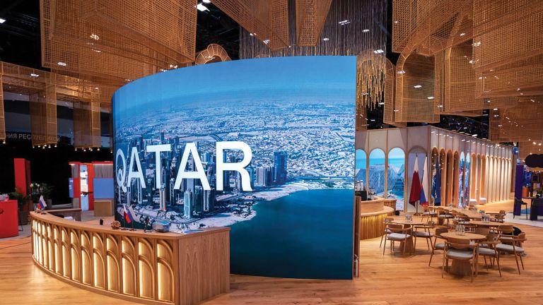 Photo of قطر وقعت 50 مذكرة تفاهم خلال منتدى بطرسبورغ